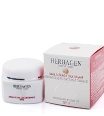 Crema de zi Herbagen - extract din melc
