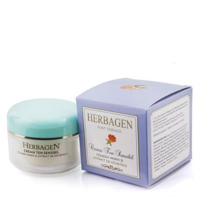 Crema colagen marin si extract de galbenele