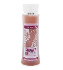 Anti-cellulite exfoliating shower gel algae, grape seeds