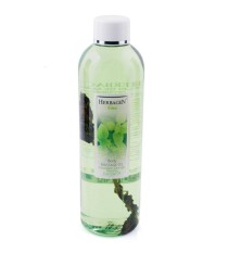 Revitalizing massage oil
