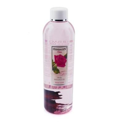 Ulei de masaj cu trandafir