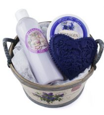 Lavender Gift Basket
