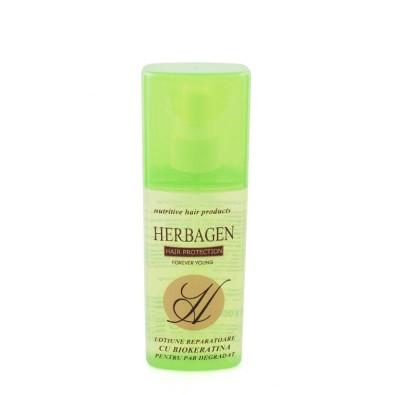 Repairing lotion for damaged hair