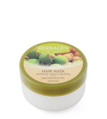 Macadamia oil hair mask