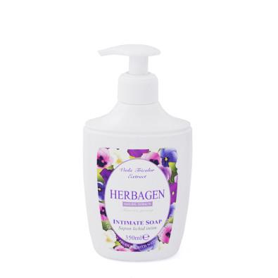 Sapun lichid pentru igiena intima cu extract de Viola Tricolor