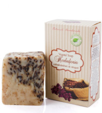 Pedex vegetal soap with essential rosemary and clove oils