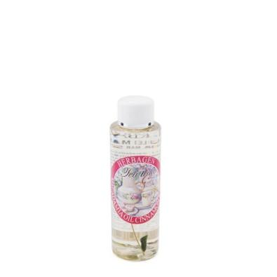 Ulei de masaj macadamia, mar si scortisoara
