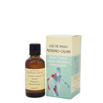 Artromio-Calmin massage oil